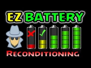 is EZ Battery Reconditioning a scam